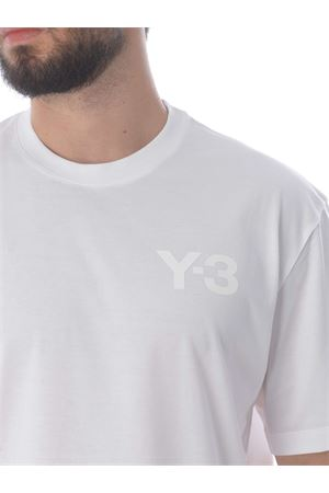 Y-3 cotton T-shirt Y-3 | 8 | FN3359CWHITE