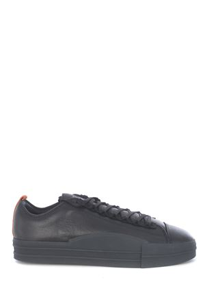 Y-3 yuben low leather sneakers Y-3 | 5032245 | FX0566CBLACK-ORANGE