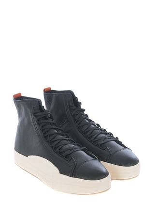 Y-3 yuben mid leather sneakers Y-3 | 5032245 | FX0568CBLACK-FOXORA
