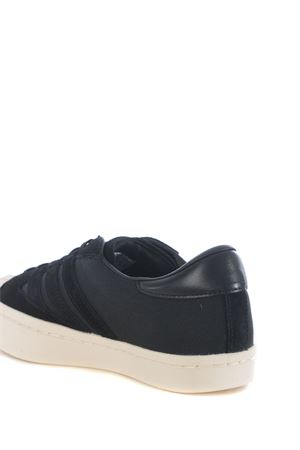 Y-3 yohji star sneakers in nylon and suede Y-3 | 5032245 | FX0832BLACK