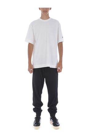 Y-3 cotton T-shirt Y-3 | 8 | GK4360OFFWHITE