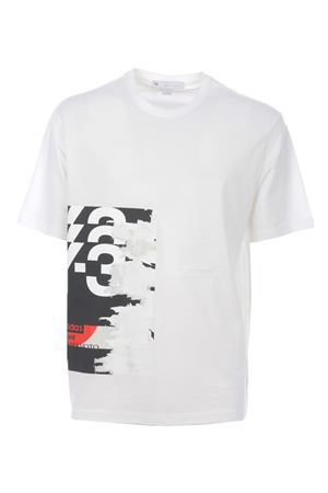 Y-3 cotton T-shirt Y-3 | 8 | GK4389CWHITE