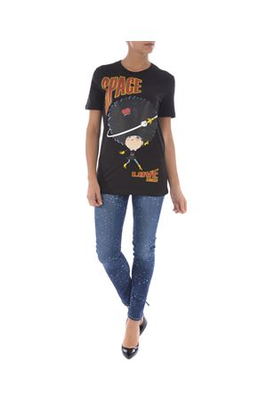 T-shirt Love Moschino space MOSCHINO LOVE | 8 | W4F73E1732-C74