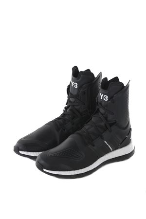 Sneakers Y-3 pureboost zg high Y-3 | 12 | BB6043BLACK-FTWWHT
