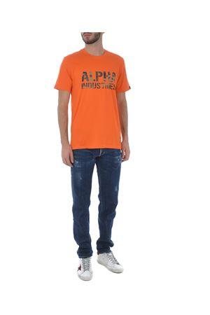 T-shirt Alpha Industries ALPHA INDUSTRIES | 8 | 156513417