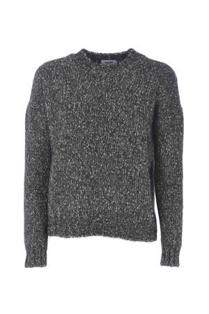 Base Milano tricot sweater in alpaca blend BASE MILANO | 7 | B7001-065250