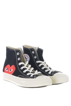 Sneakers hi-top Comme des Garçons Play by Converse COMME des GARCONS PLAY | 5032245 | P1K112BLACK