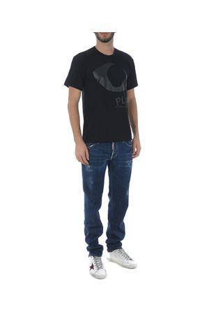 Comme des Garçons Play cotton T-shirt COMME des GARCONS PLAY | 8 | P1T192BLACK