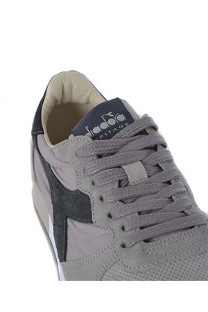 Diadora Heritage sneakers in gray suede and nylon.  DIADORA HERITAGE | 12 | 17389575072