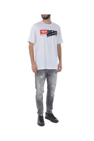 T-shirt Diesel Ha(u)te Couture DIESEL HATE COUTURE | 8 | 00SVFJ0CATJ-100