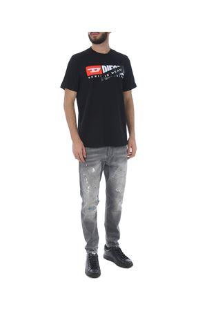T-shirt Diesel Ha(u)te Couture DIESEL HATE COUTURE | 8 | 00SVFJ0CATJ-900
