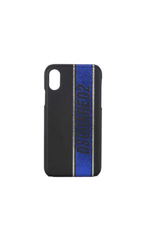Cover Dsquared2 per I-Phone X DSQUARED   5032240   ITM003735801513-M041