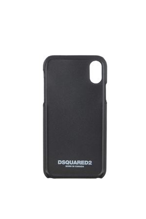 Cover Dsquared2 per I-Phone X DSQUARED | 5032240 | ITM003735801513-M041