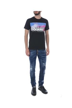 T-shirt Dsquared2 DSQUARED | 8 | S71GD0675S22844-900