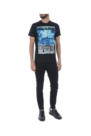 T-shirt Dsquared2 DSQUARED | 8 | S71GD0676S22844-900