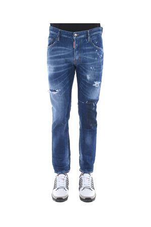 Jeans Dsquared2 skater jean DSQUARED | 24 | S71LB0490S30342-470