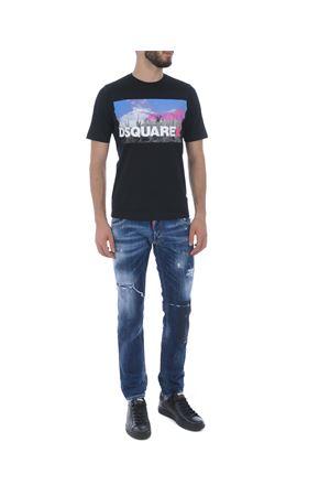 Jeans Dsquared2 regular clement jean DSQUARED | 24 | S71LB0491S30342-470