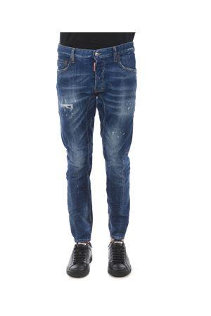 Jeans Dsquared2 tidy biker jean DSQUARED | 24 | S71LB0499S30342-470