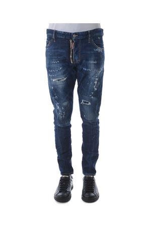 Jeans Dsquared2 sexy twist jean DSQUARED | 24 | S71LB0503S30342-470