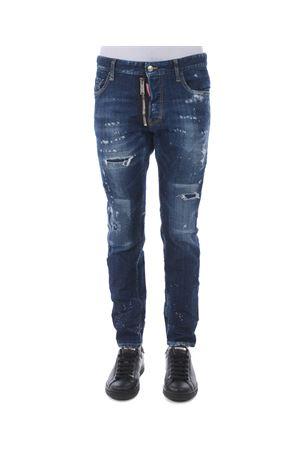 Jeans Dsquared2  city biker jean DSQUARED | 24 | S71LB0505S30342-470