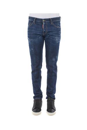 Jeans Dsquared2 slim jean DSQUARED | 24 | S71LB0507S30342-470