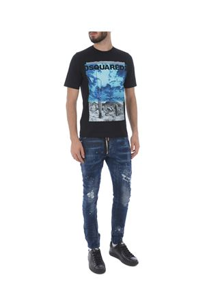 Jeans Dsquared2 tidy biker jean DSQUARED | 24 | S71LB0511S30342-470