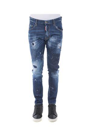 Jeans Dsquared2 skater jean DSQUARED | 24 | S71LB0512S30342-470