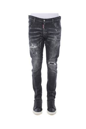 Jeans Dsquared2 tidi biker jean DSQUARED | 24 | S71LB0529S30357-900