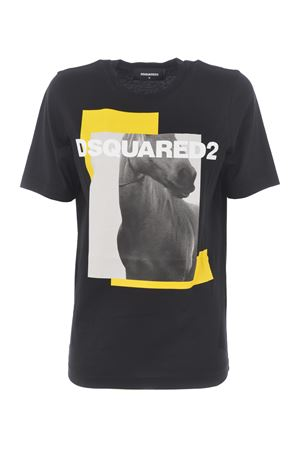 T-shirt Dsquared2 DSQUARED | 8 | S72GD0095S22844-900