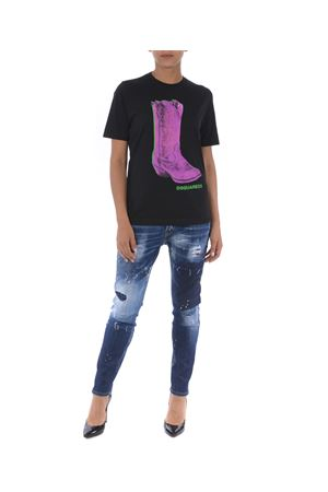 T-shirt Dsquared2 DSQUARED   8   S72GD0097S22844-900