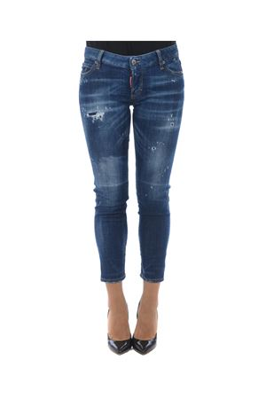 Jeans Dsquared2 jennifer cropped DSQUARED | 24 | S72LB0117S30342-470
