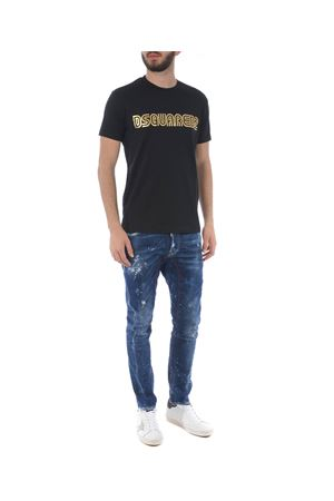 T-shirt Dsquared2 DSQUARED | 8 | S74GD0412S22844-900