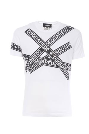 T-shirt Dsquared2 DSQUARED | 8 | S74GD0413S22844-100