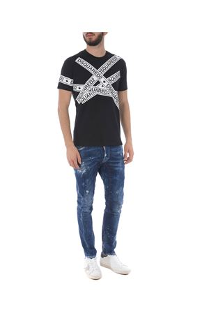 T-shirt Dsquared DSQUARED | 8 | S74GD0413S22844-900