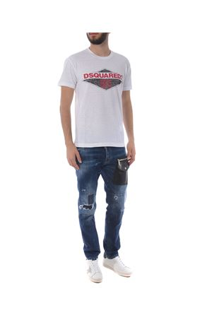 T-shirt Dsquared2 DSQUARED | 8 | S74GD0441S22507-100
