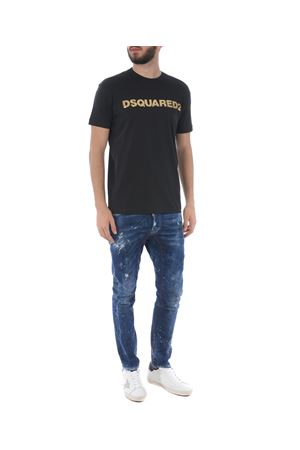 T-shirt Dsquared2 DSQUARED | 8 | S74GD0457S22427-963