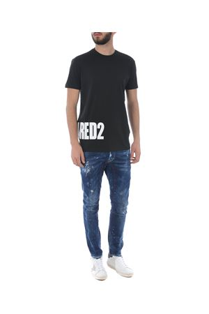 T-shirt Dsquared2 DSQUARED | 8 | S74GD0463S22427-900