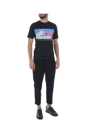 Pantaloni Dsquared2 DSQUARED | 9 | S74KB0198S40747-900