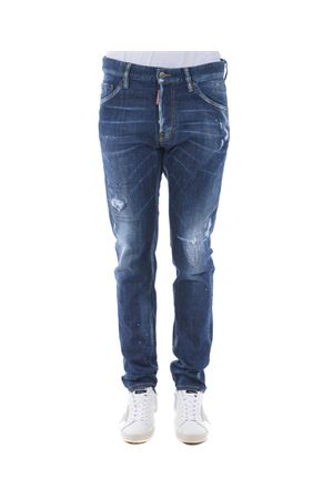 Jeans Dsquared2 cool guy jean DSQUARED | 24 | S74LB0413S30342-470