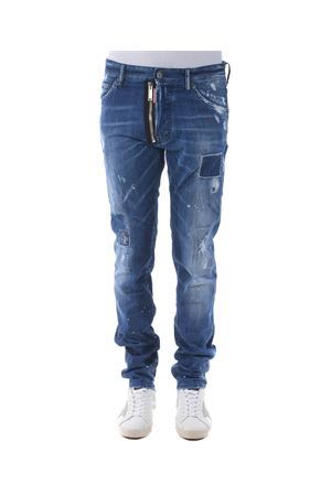 Jeans Dsquared2 cool guy jean DSQUARED | 24 | S74LB0426S30342-470