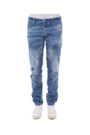 Jeans Dsquared2 slim jean DSQUARED | 24 | S74LB0427S30342-470