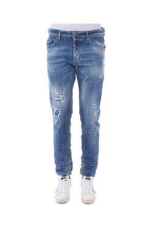 Jeans Dsquared2 skinny jean DSQUARED | 24 | S74LB0429S30342-470
