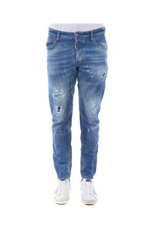Jeans Dsquared2 tidi biker jean DSQUARED | 24 | S74LB0430S30342-470