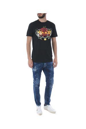 Jeans Dsquared2 tidy biker jean DSQUARED | 24 | S74LB0438S30342-470
