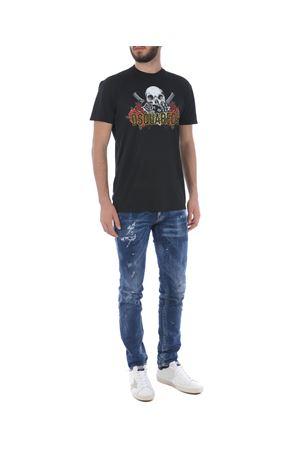 Jeans Dsquared2 slim jean DSQUARED | 24 | S74LB0441S30342-470