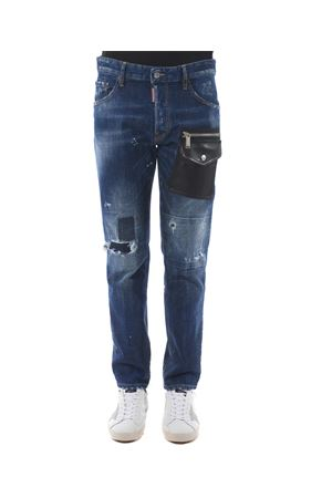 Jeans Dsquared2 run dan jean DSQUARED | 24 | S74LB0450S30342-470