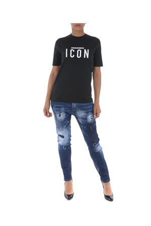 T-shirt Dsquared2 icon DSQUARED   8   S75GC0872S22427-900