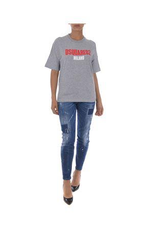 T-shirt Dsquared2 DSQUARED   8   S75GC0951S22146-857M