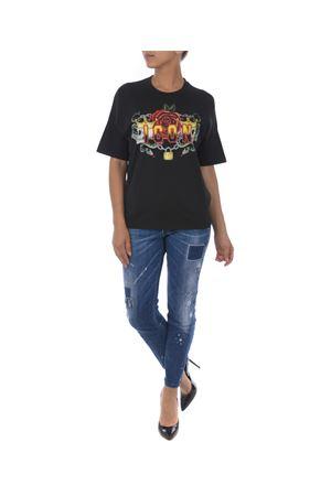 T-shirt Dsquared2 DSQUARED   8   S75GC0957S22427-900