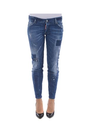 Jeans Dsquared2 jennifer cropped jean DSQUARED | 24 | S75LB0038S30342-470